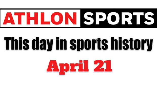 This Day in Sports History: April 21