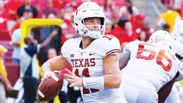 Texas Football: Sam Ehlinger