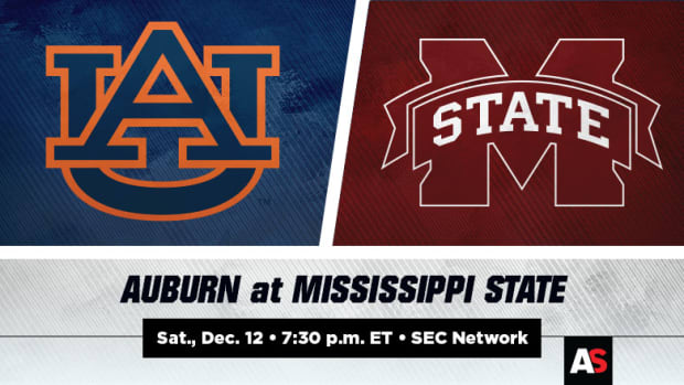 Auburn vs. Mississippi State Football Prediction and Preview
