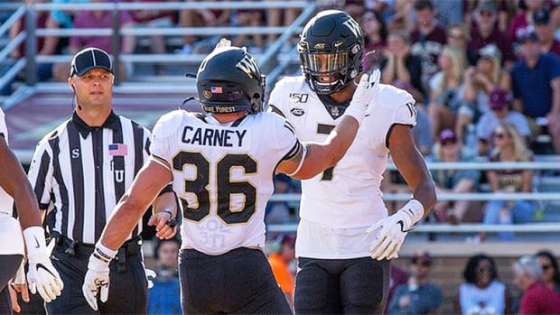Louisville vs. Wake Forest Football Prediction and Preview