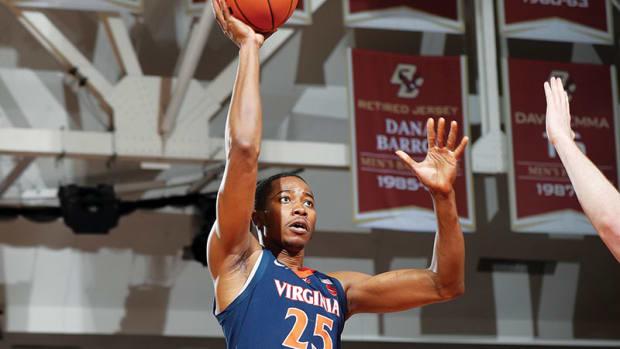 Virginia Cavaliers Basketball: Mamadi Diakite