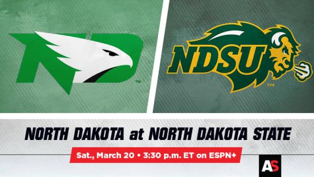 North Dakota vs. North Dakota State (NDSU) Football Prediction and Preview