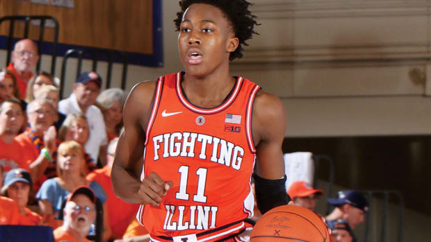 Illinois Fighting Illini Basketball: Ayo Dosunmu