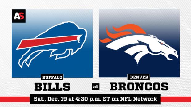 Buffalo Bills vs. Denver Broncos Prediction and Preview