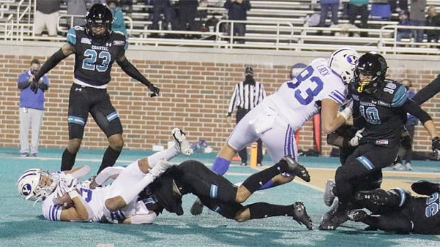 Seven-Step Drop: Coastal Carolina's Cinderella Story Reinforces How College Football is Far More Than Just the Playoff