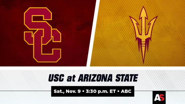 USC vs. Arizona State Football Prediction and Preview
