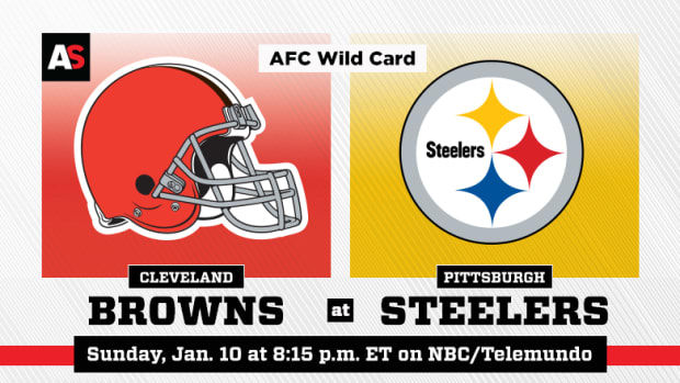 AFC Wild Card Prediction and Preview: Cleveland Browns vs. Pittsburgh Steelers