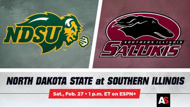 North Dakota State (NDSU) vs. Southern Illinois (SIU) Football Prediction and Preview