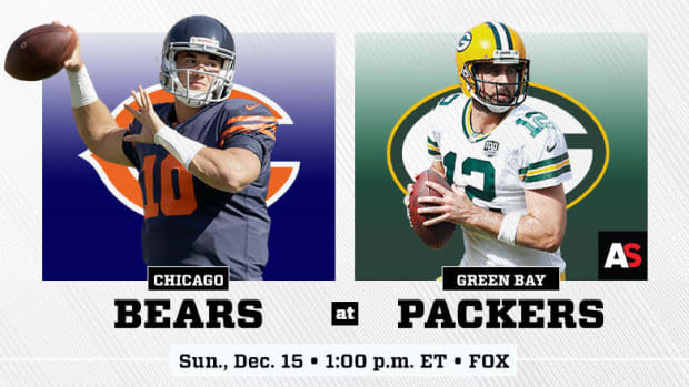 Chicago Bears vs. Green Bay Packers Prediction and Preview