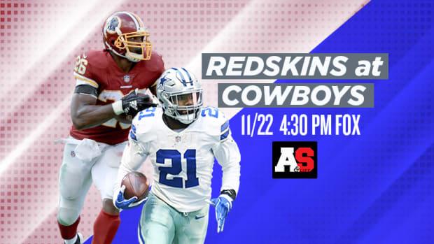 Thanksgiving Day: Washington Redskins vs. Dallas Cowboys Prediction and Preview
