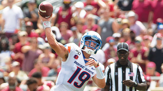 Boise State vs. Wyoming Football Prediction and Preview