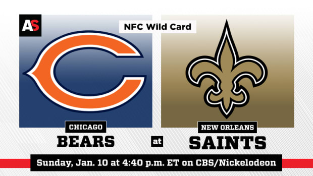 NFC Wild Card Prediction and Preview: Chicago Bears vs. New Orleans Saints