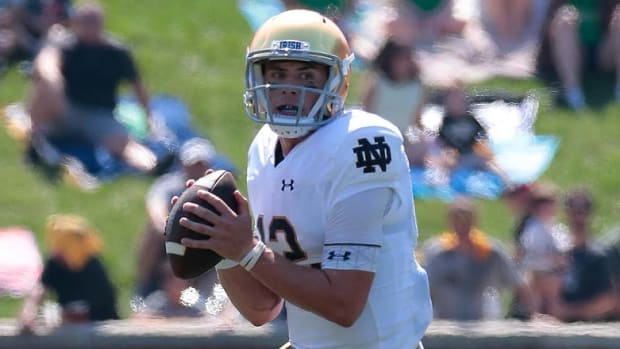 Notre Dame Football: A Look Back at Ian Book's Career