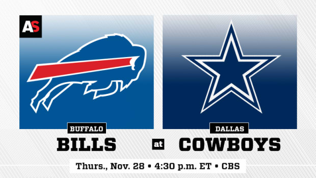Thanksgiving Day: Buffalo Bills vs. Dallas Cowboys Prediction and Preview