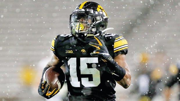 Tyler Goodson, Iowa Hawkeyes Football
