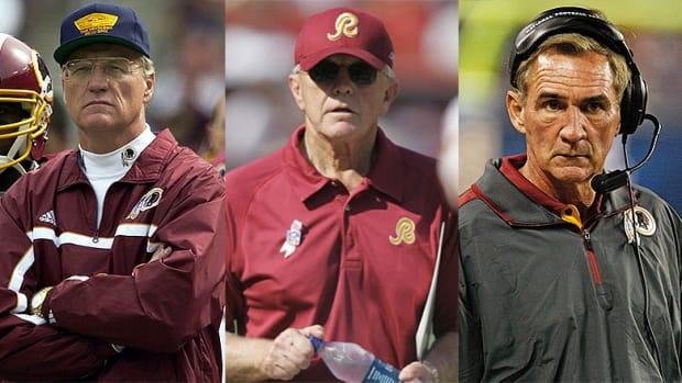 Washington Redskins: Ranking Every Head Coach of the Daniel Snyder Era