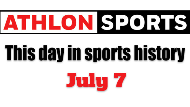 This Day in Sports History: July 7