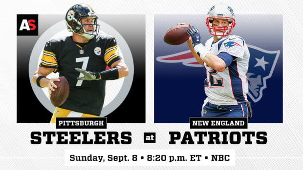 Sunday Night Football: Pittsburgh Steelers vs. New England Patriots Prediction and Preview
