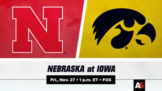 Nebraska vs. Iowa Football Prediction and Preview