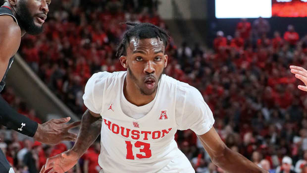 Houston Cougars Basketball: DeJon Jarreau