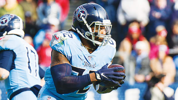Tennessee Titans Depth Chart