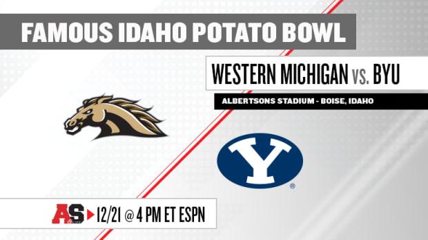Famous Idaho Potato Bowl Prediction and Preview: Western Michigan vs. BYU