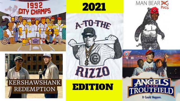 Funny Fantasy Baseball Team Names 2021
