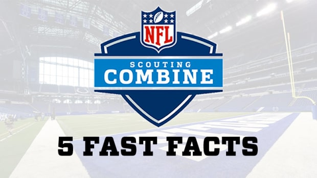 NFL Scouting Combine: 5 Fast Facts