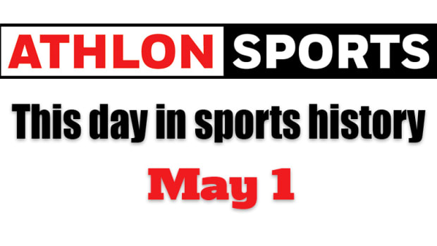 This Day in Sports History: May 1
