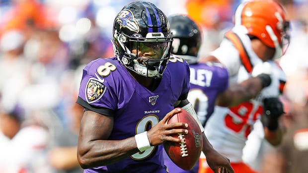 Cleveland Browns vs. Baltimore Ravens Prediction and Preview