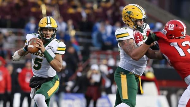 North Dakota State Producing the Most NFL Draft Selections in FCS College Football