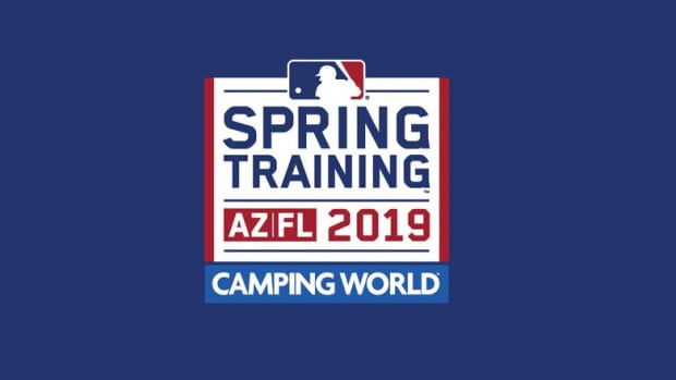 2019 MLB Spring Training Reporting Dates and Locations