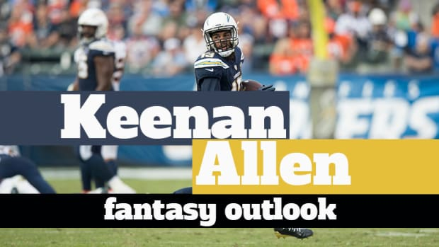 Keenan Allen: Fantasy Outlook 2019