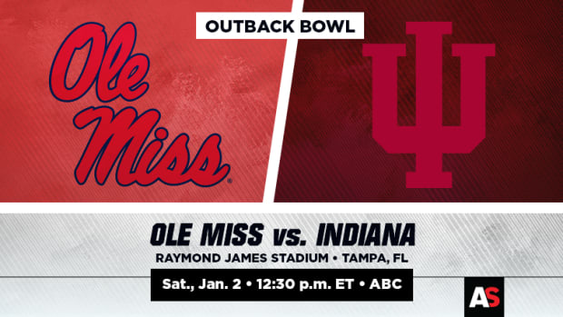 Outback Bowl Prediction and Preview: Ole Miss vs. Indiana