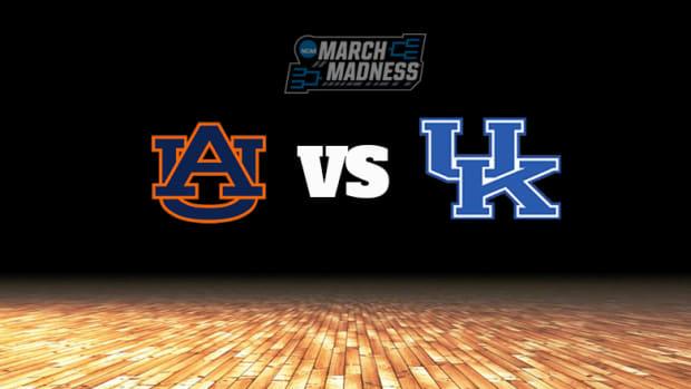 Auburn Tigers vs. Kentucky Wildcats Prediction: NCAA Tournament Elite Eight Preview
