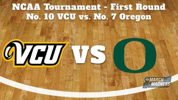 VCU Rams vs. Oregon Ducks Prediction: NCAA Tournament First Round Preview