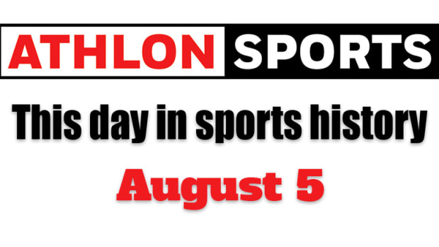 This Day in Sports History: August 5