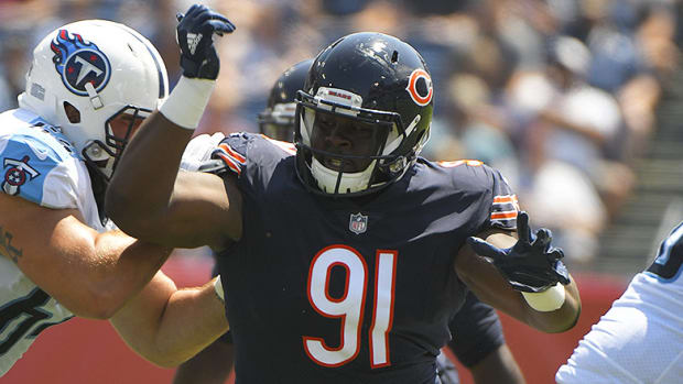 Chicago Bears: 5 Players Who Can Replace Eddie Goldman