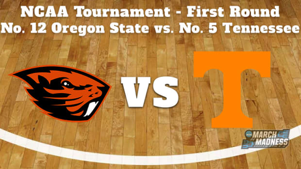 Oregon State Beavers vs. Tennessee Volunteers Prediction: NCAA Tournament First Round Preview
