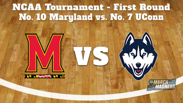 Maryland Terrapins vs. UConn Huskies Prediction: NCAA Tournament First Round Preview