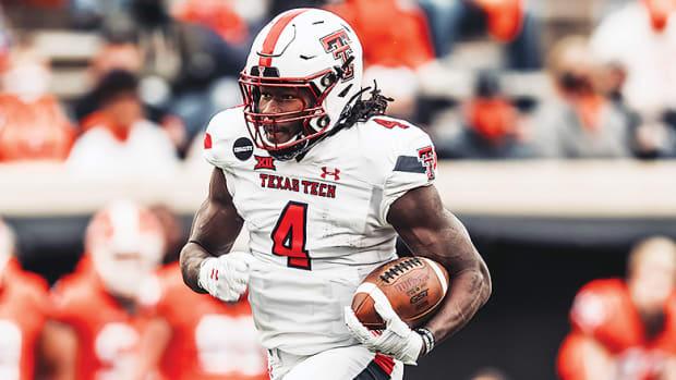 SaRodorick Thompson, Texas Tech Red Raiders Football