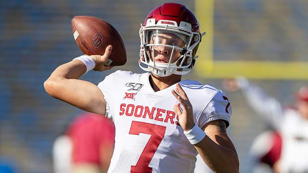 Spencer Rattler, Oklahoma Sooners Football