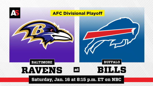 AFC Divisional Playoff Prediction and Preview: Baltimore Ravens vs. Buffalo Bills