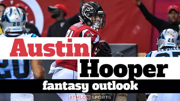 Austin Hooper: Fantasy Outlook 2019
