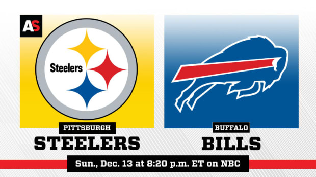 Sunday Night Football: Pittsburgh Steelers vs. Buffalo Bills Prediction and Preview