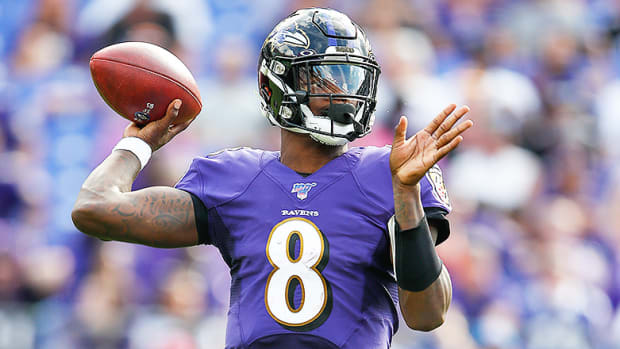 Tennessee Titans vs. Baltimore Ravens Prediction and Preview