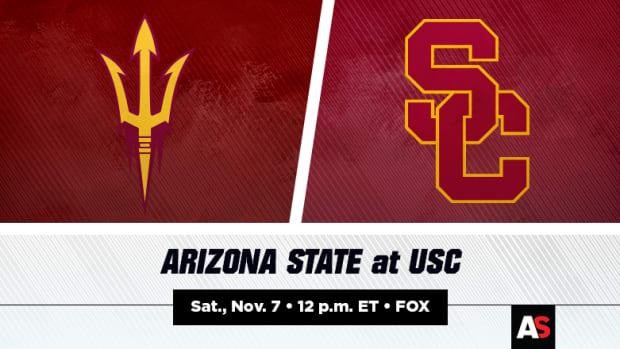 Arizona State (ASU) vs. USC Football Prediction and Preview