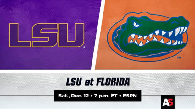 LSU vs. Florida Football Prediction and Preview