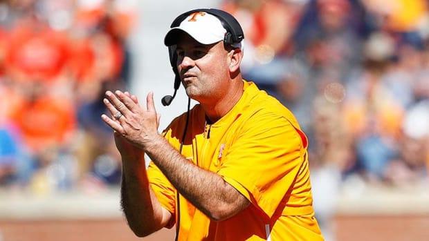 Jeremy Pruitt, Tennessee Volunteers Football