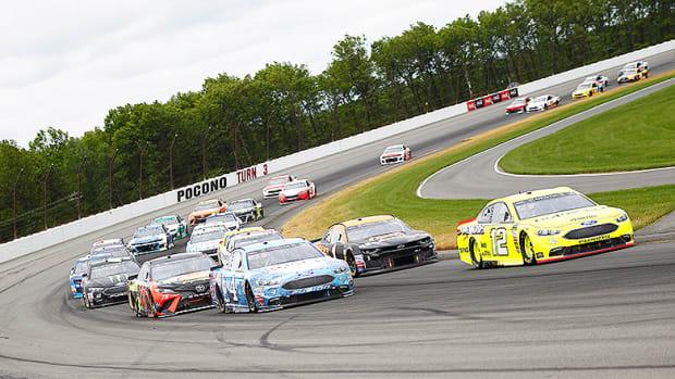 NASCAR Fantasy Picks: Best Pocono Raceway Drivers for DFS